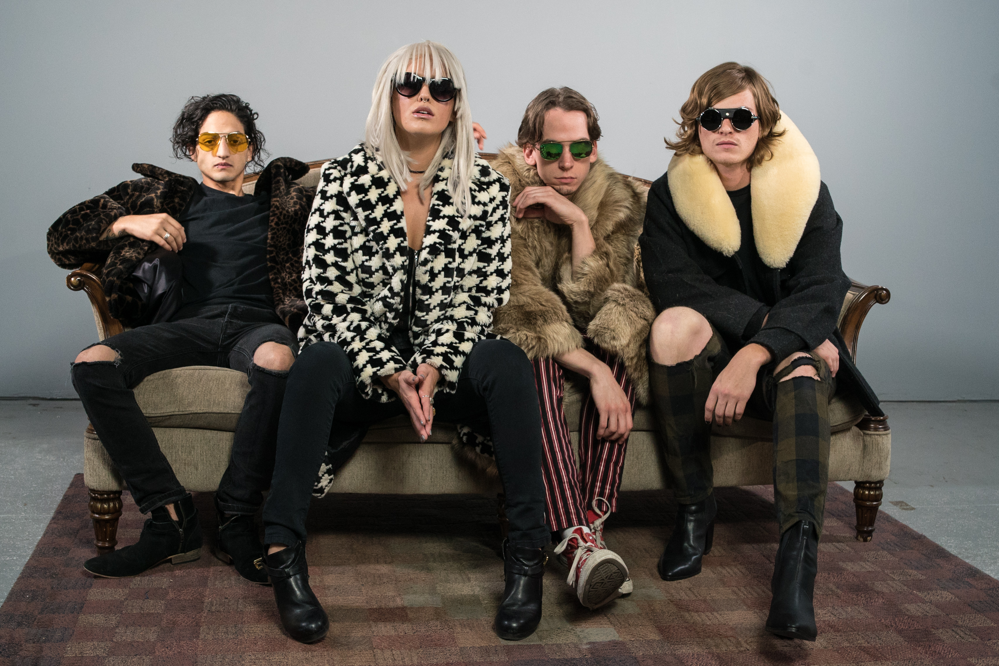 The Nectars Team Rock Band Of The Week