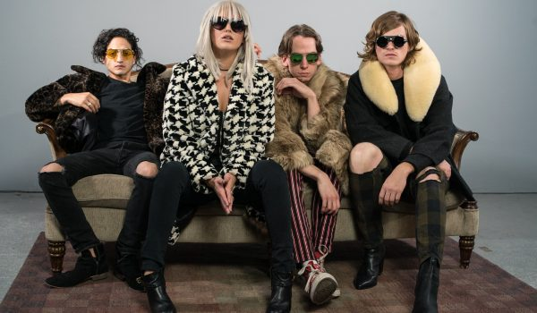 The Nectars are Team Rocks New Band Of The Week.
